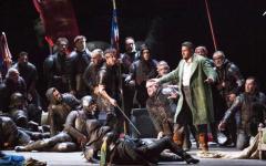 Scala di Milano, il debutto di Devid Cecconi: a Campi Bisenzio i concittadini in delirio