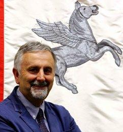 L'assessore toscano alle Infrastrutture Vincenzo Ceccarelli