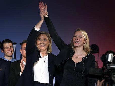 Marine e Marion Le Pen