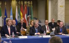 Libia: conferenza internazionale di Roma. Presto un governo unitario a Tripoli