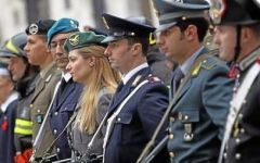 Sicurezza: via libera 3.000 nuove assunzioni nelle forze dell'ordine (Polizia, Carabinieri, Finanza) e nei vigili del fuoco