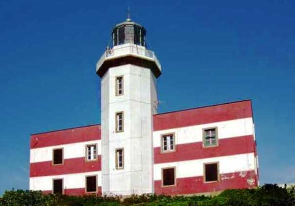 Il Faro di Capel Rosso all'Isola del Giglio (Grosseto)