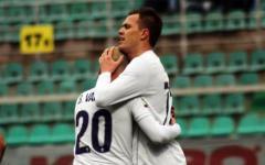 Fiorentina, grande vittoria a Palermo: 1-3. Doppietta di Ilicic, Gilardino fa soffrire, Kuba risolve. Pagelle