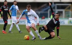 Empoli, pari a Verona col Chievo (1-1): in gol Paloschi e Tonelli. Le pagelle