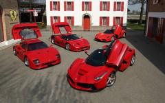 Borsa: la Ferrari corre anche in Piazza Affari. Renzi al debutto del titolo della Rossa sul mercato azionario