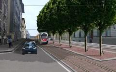 Firenze, tramvia: a Pasqua (27 marzo 2016) cambierà la viabilità nella zona della Fortezza da Basso