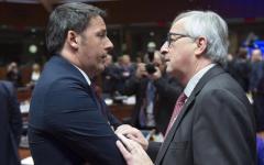 Unione Europea: l'Italia pone il veto al bilancio. Come aveva promesso Renzi