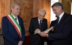 Province, il Presidente Mattarella riceve al Quirinale una delegazione dell'Upi
