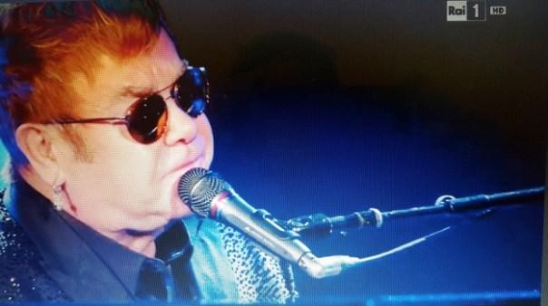 Elton John al Festival di Sanremo 2016