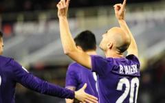 Fiorentina: per Borja Valero e Vecino nessuna lesione. 600 tifosi all'allenamento a porte aperte