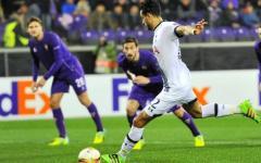 Europa League: gran gol di Bernardeschi tiene accese le speranze della Fiorentina. Pari con il Tottenham: 1-1. Pagelle