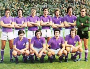 La Fiorentina anni '70