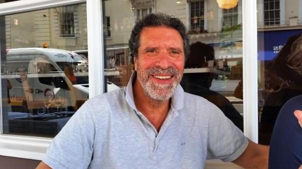 Mauro Della Martira, giocatore della Fiorentina fra il 1973 e il 1978