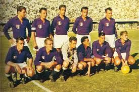La Fiorentina campione d'Italia nella stagione 1955-56