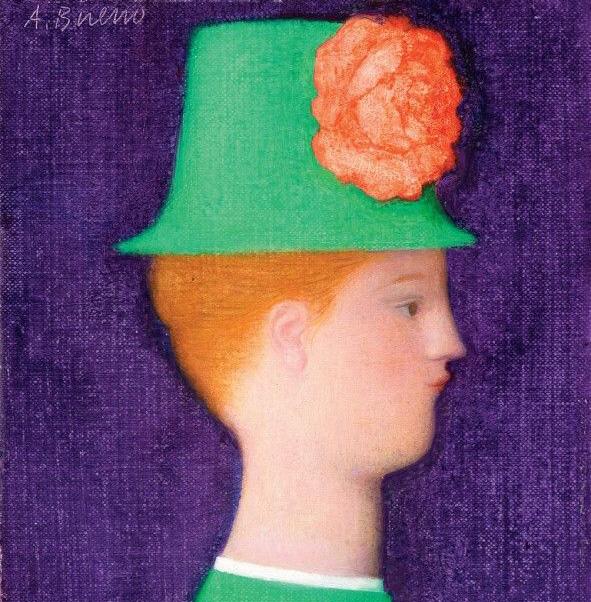 Antonio Bueno, ritratto.