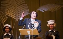 Teatro dell'Opera di Firenze: Il baritono Richard Stuart canta la sua protesta, deve ricevere 10.000 sterline dal Maggio