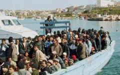 Immigrazione: costituisce il problema più grave (45%) per i cittadini della Ue