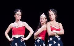Firenze: al Teatro di Rifredi va in scena «Wonder Woman» con Antonella Questa, Giuliana Musso e Marta Cuscunà