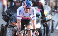 Ciclismo, Tirreno-Adriatico: il  ceco Zdenek Stybar vince a Pomarance ed è primo in classifica