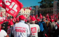 Pensioni: il 2 aprile giornata di mobilitazione nazionale di Cgil, Cisl e Uil