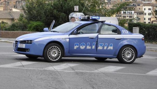 Polizia a Siena