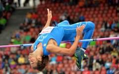 Atletica, Portland (Usa): Gianmarco Tamberi campione del mondo di salto in alto indoor con 2,36
