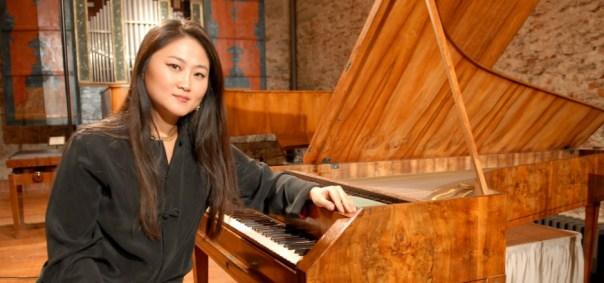 La pianista cinese Jin Ju