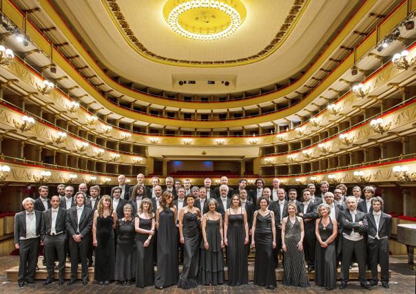 Orchestra della Toscana (by Marco Borrelli)