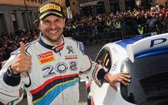 Auto, Rally di Sanremo: Ford e Skoda all'assalto della Peugeot di Paolo Andreucci
