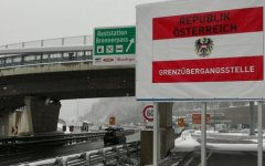 Brennero, controlli: l'Austria annuncia che saranno impiegati 250 poliziotti, ma se necessario si aggiungeranno anche i militari