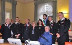 Firenze: a Coverciano il Maresciallo Giangrande incontra gli azzurri