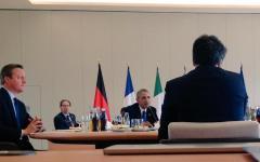 Hannover, vertice G5, Barack Obama: la Germania sa che i muri non servono. Ma mentre la Merkel, Renzi & C. parlano, l'Austria blinda la ...