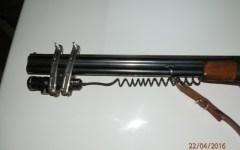 Grosseto: bracconiere caccia con fucile e puntatore laser, denunciato