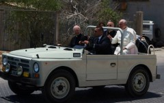Pisa: Papa Francesco a san Rossore. Ma era un pesce d'aprile sul sito del Parco