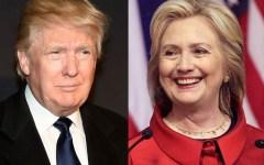 Primarie usa: a New York valanga di voti per Donald Trump e Hillary Clinton, che ringrazia la sua città