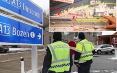 Austria, intervento al Brennero: cominciati i controlli al confine da parte degli 80 poliziotti inviati dal governo di Vienna