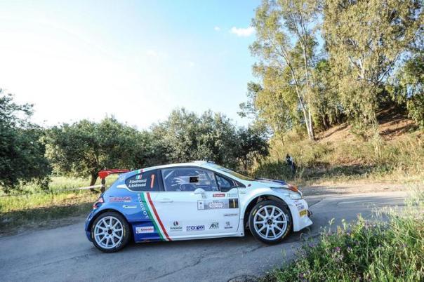 Auto: Andreucci su Peugeot vince la 100/a Targa Florio