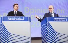 Economia: dall'Ue 14 miliardi di flessibilità all'Italia. La lettera dei commissari a Padoan