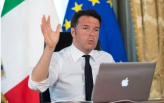 Olimpiadi, Rio 2016: Renzi riporta in Italia Nibali con l'aereo presidenziale