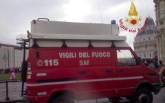 Firenze, fuga di gas: residenti di via Baracca rientrati nelle case e traffico riaperto