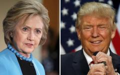 Primarie Usa: Trump supera Clinton per la prima volta nei sondaggi