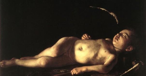 1608-1609 - Amorino Dormiente