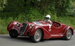 Auto: dal 10 al 12 giugno la Scarperia - Giogo, 5° prova del campionato italiano velocità in salita (fotogallery)