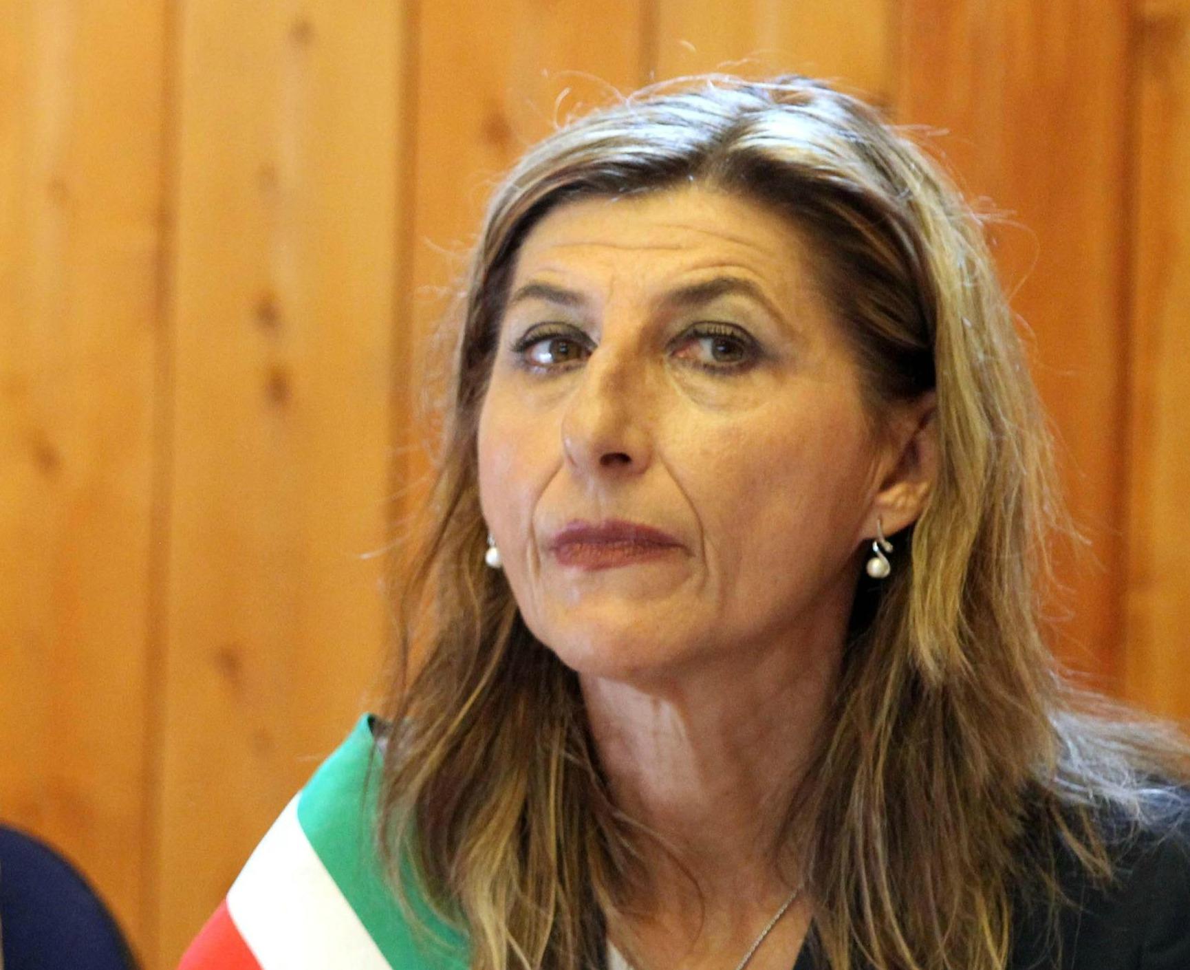 """Giusi-Nicolini il Premio Internazionale """"Viareggio-Versilia"""