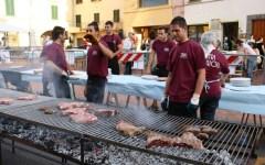 mercatale Val di pesa: Campionato della bistecca il 17 e 18 giugno. Il primato da battere è di 3,442 Kg