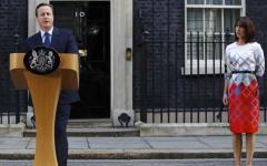 Brexit: Cameron si è dimesso e annuncia che un altro leader guiderà i negoziati con la Ue