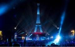 Europei 2016: spettacolo sotto la Tour Eiffel ma primi scontri a Marsiglia
