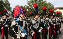 Firenze, 202 anniversario dell'arma dei carabinieri: aumentano truffe e frodi informatiche ma diminuiscono i furti