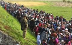 Rifugiati: nel 2015 sono stati oltre 65 milioni, anno record. Le dichiarazioni di Mattarella