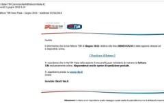 Informatica: attenti alle mail con falsa fattura Tim, contengono un Ransomware virus criptolocker